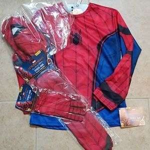 Spiderman Halloween NWT
